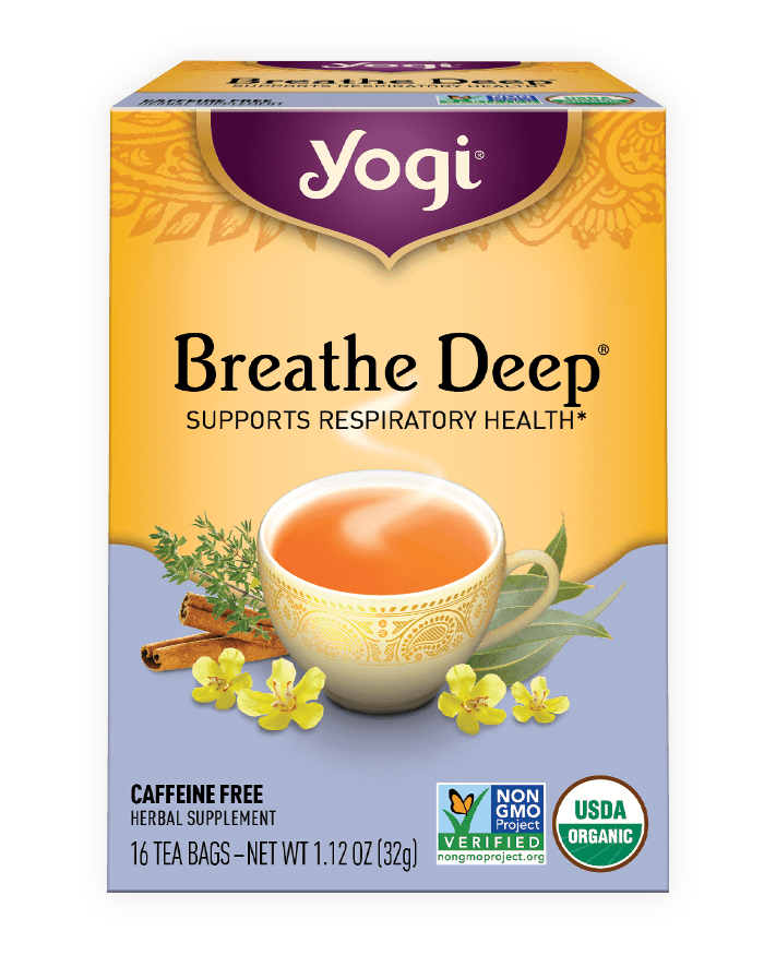 Breathe Deep<sup>®</sup> Tea