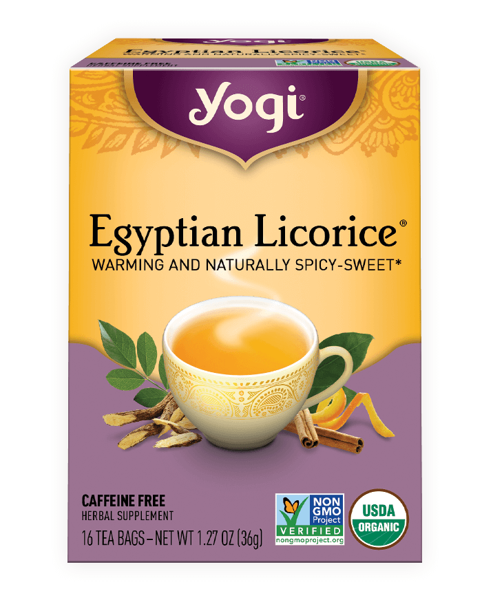 Egyptian Licorice<sup>®</sup> Tea