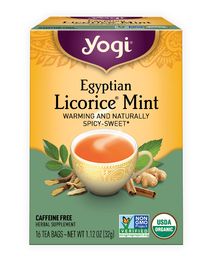 Egyptian <br />Licorice® Mint Tea