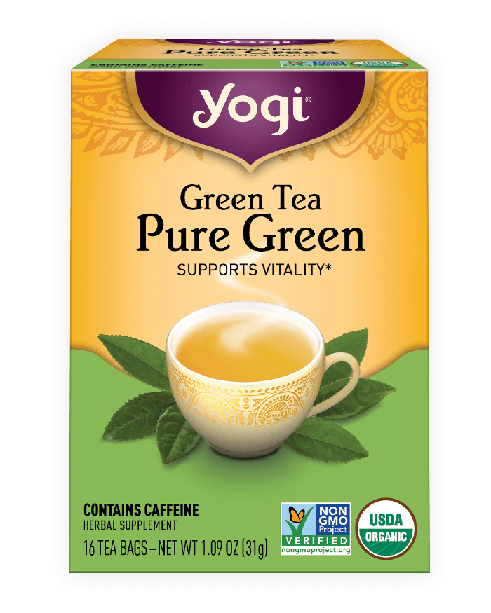 Green Tea <br />Pure Green Tea