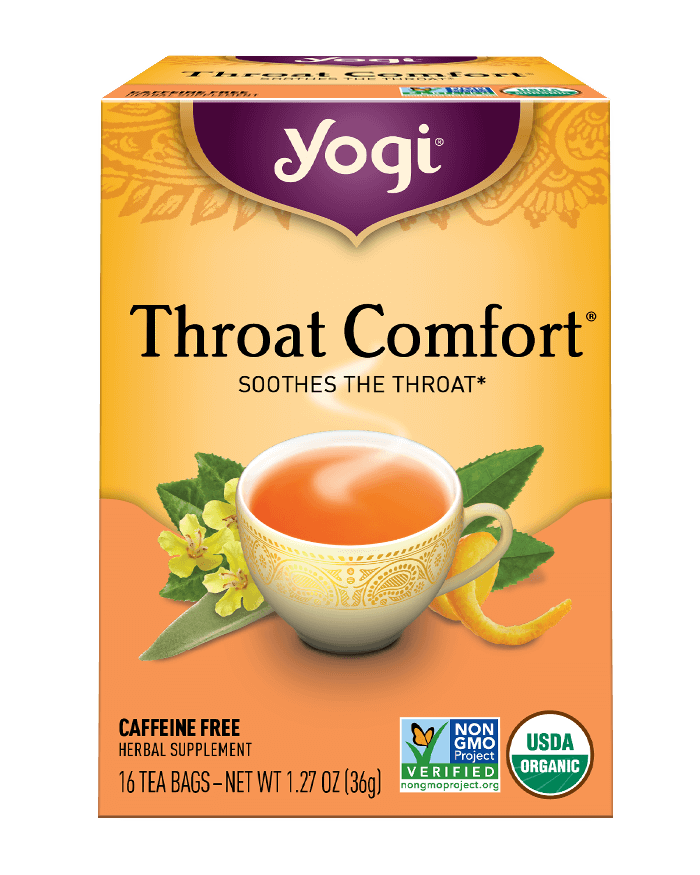 Throat Comfort<sup>®</sup> Tea