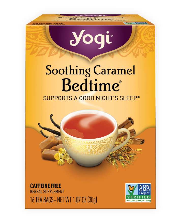 Soothing Caramel <br />Bedtime<sup>®</sup>Tea