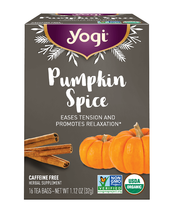 Pumpkin Spice <br />Tea